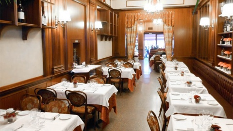 Royal Restaurant, Milano