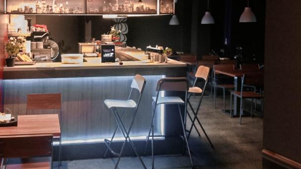 Deleit Sushi - Les Corts Interior