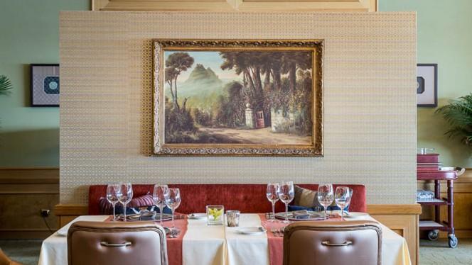 Vista do interior - Gourmet - Hotel Cascais Miragem, Cascais