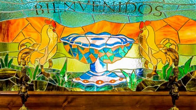 Detalle decoración - La Breña, Fuenlabrada