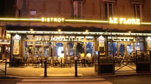 Brasserie Le Flore Devanture