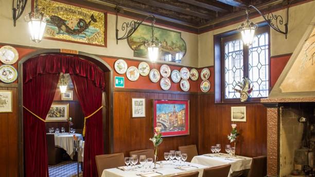 Poste Vecie Venice Restaurant Menu