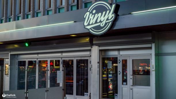 Vinyl Märsta Restaurangens