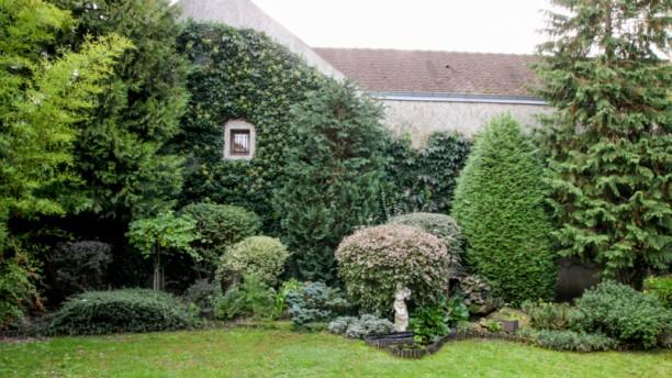 La Terrasse des Donjons Le jardin paysagé