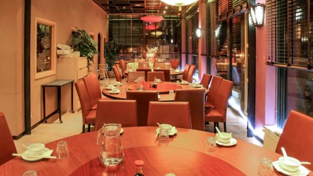 Golden Garden Het restaurant