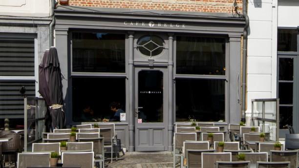 Café Belge Devanture