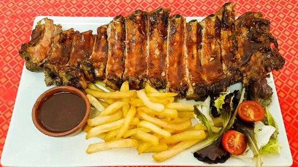 El Rancho de Torrejón Costillas BBQ