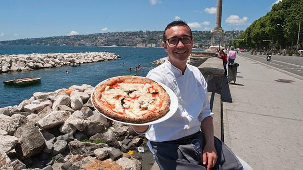 Sorbillo Lo chef e la pizza