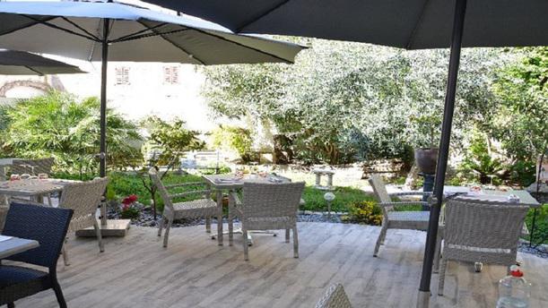Le Jardin de Tienou Terrasse