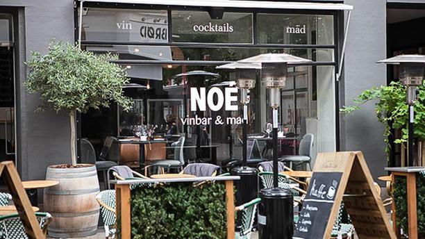 Noé Vinbar Kitchen Noé Vinbar Kitchen