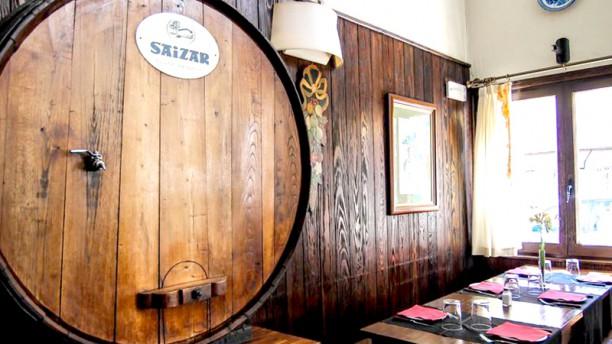 Sidrería Vasca Gasteiz Vista sala