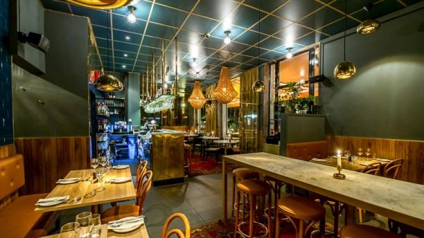 El Cielo Dining room and bar
