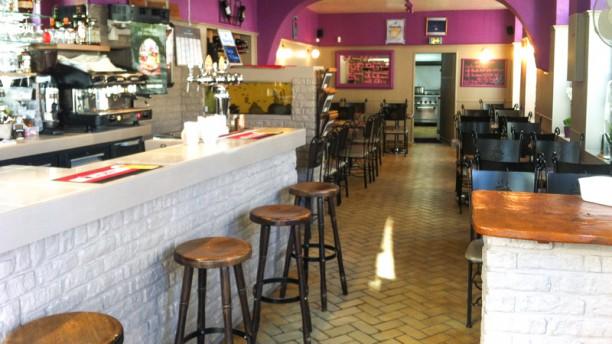 Cafe De La Mairie Vue de la salle