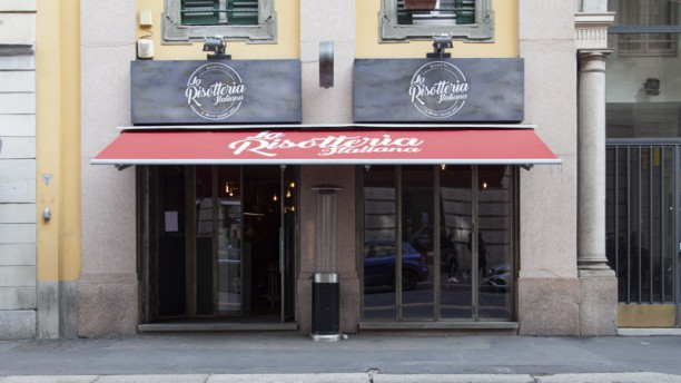 La Risotteria italiana Entrata