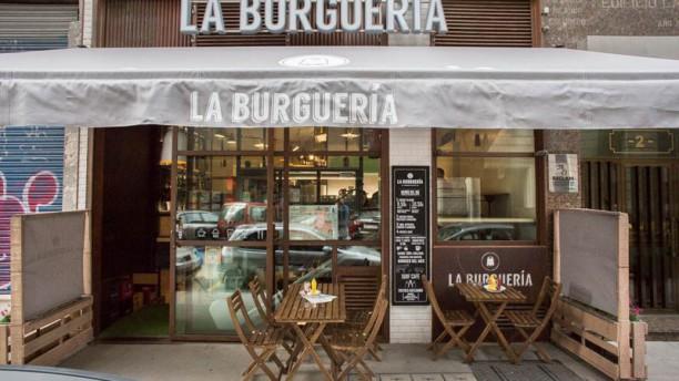 La Burguería - Coruña Entrada