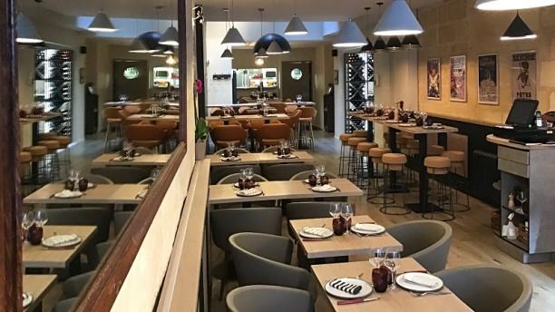 Ozé Restaurant Salle du restaurant