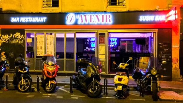 D'Avenir Sushi Bar Devanture