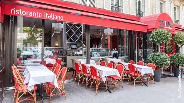 Restaurant le grand zino paris 75017 ternes porte - Restaurant le congres paris porte maillot ...
