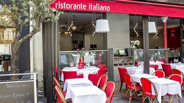 Zino villiers salle - Auberge dab porte maillot restaurant ...
