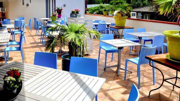 D-lys nouvelle terrasse
