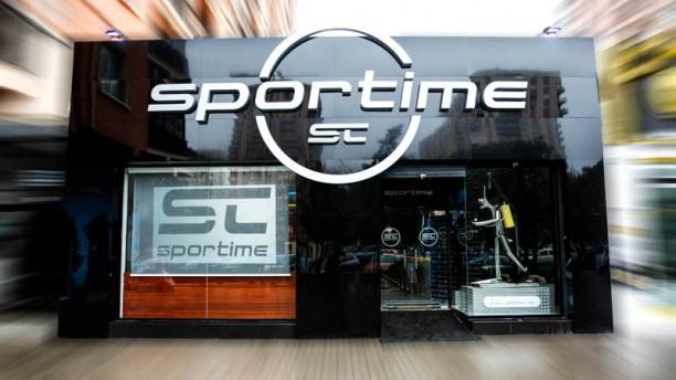 Sportime Café Entrada