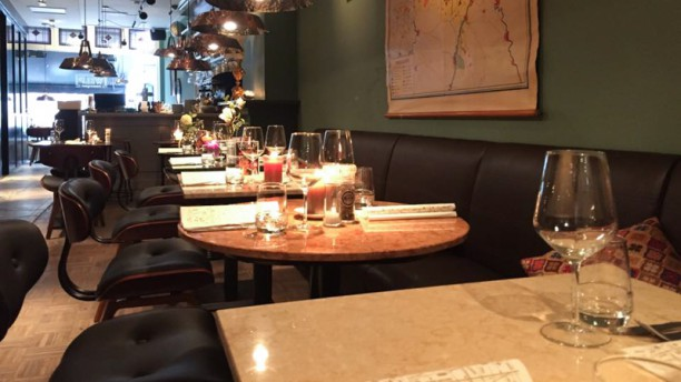 Stadsrestaurant Welp Restaurant