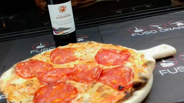 Fuso Orario La pizza