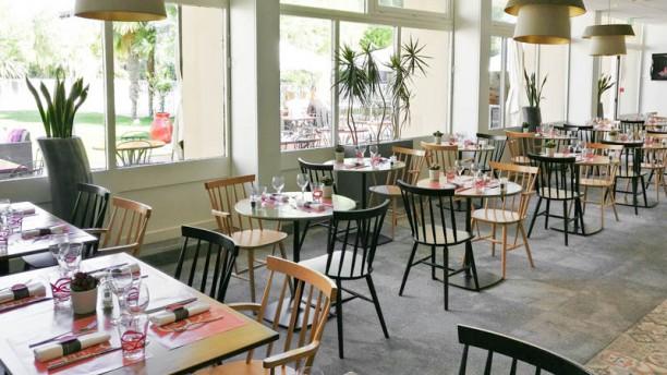 Gourmet Bar Vue de la salle