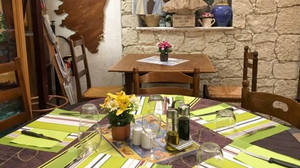 Le Village Corse - ESPACE CYRNEA salade de poulpes