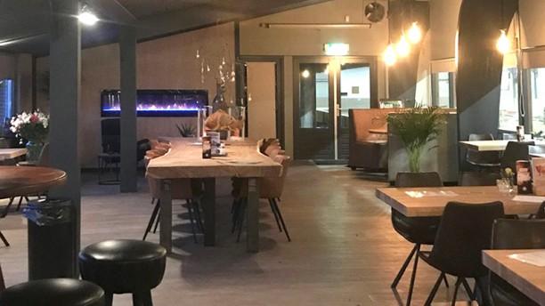 Grand Cafe Tante Fie Het restaurant