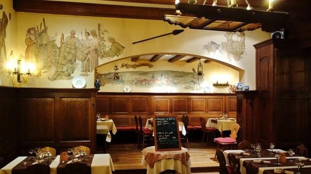 Auberge de Traenheim Restaurant
