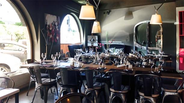 Salotto Culinario La sala