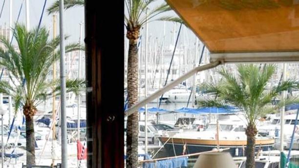 Sa Cranca Paseo Marítimo Vistas puerto