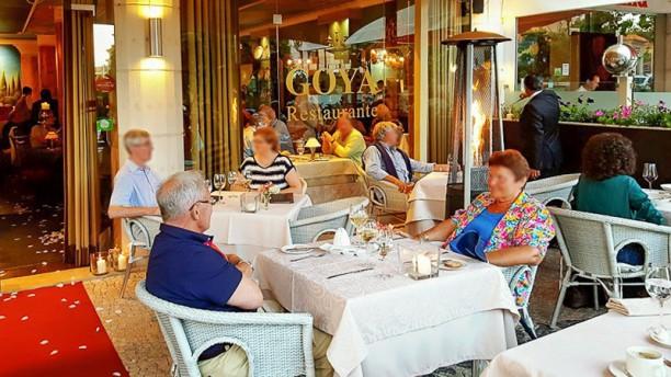 Restaurante Goya Esplanada