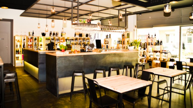 Louve - Restaurant - Paris