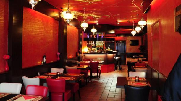 Vijaya Restaurantzaal