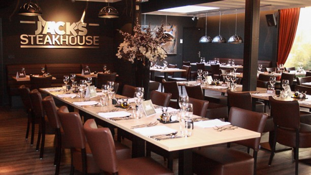 Jacks Steakhouse Restaurantzaal