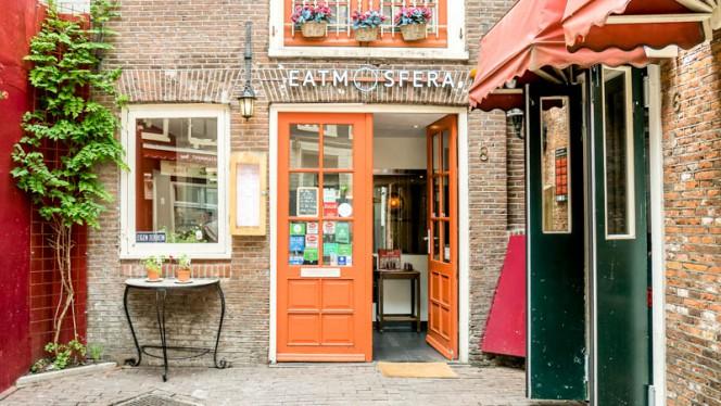 Ingang - Eatmosfera, Amsterdam
