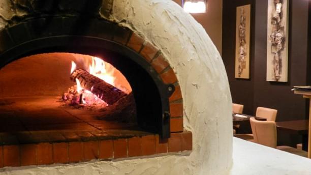 Pizza Di Legno Four a pierre