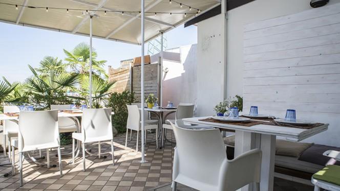 Tavoli all'aperto - La Cucina sul Lago, Bologna