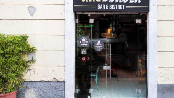 Burger Bar Entrata