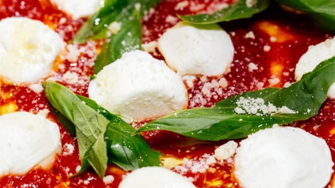 Suggestion du chef - La Pizza è Bella, Brussels