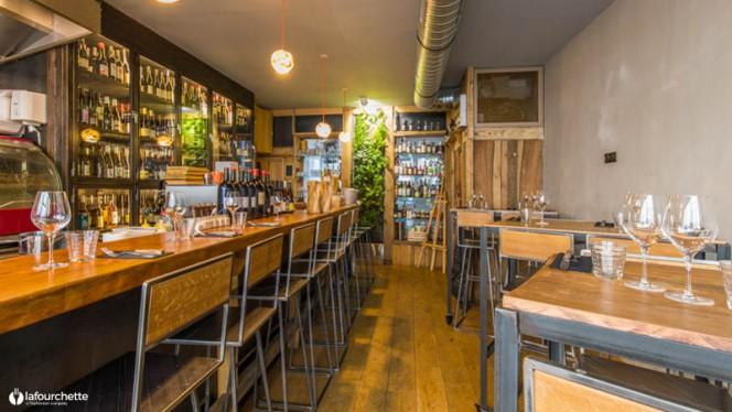 La Canonnière - Restaurant - Paris