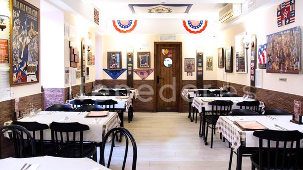 Alfredo's Barbacoa - Conde Aranda Vista Sala