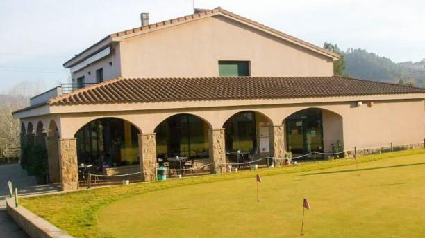 Golf La Roqueta Fachada