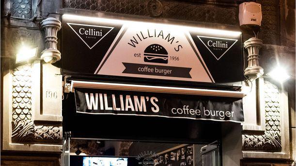William's Coffee Burger Esterno