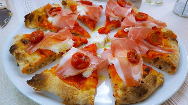 Giangi Pizzeria suggestion de plat