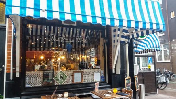 Eetcafe De Blauwe Druif Eetcafe de Blauwe Druif