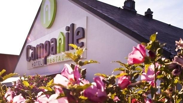 "Campanile Clermont-Ferrand Sud Bienvenue au restaurant ""Campanile"""