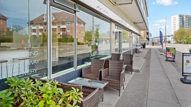 Wasabi Sushi Lounge Facade